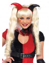 Paryk dukke blond tre-i-én til kvinder