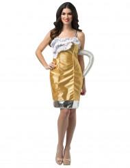 Kostume ølkrus kvinde