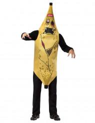 Kostume banan zombie til voksne