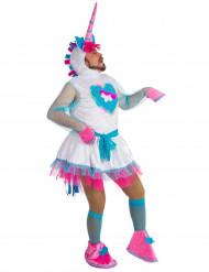 Kostume komisk enhjørning til mænd