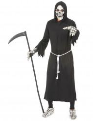 Den døde mand - Manden med leen kostume til voksne