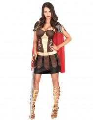 Gladiator kostume voksen