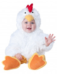Kyllingedragt baby - Premium
