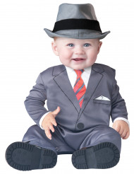 Kostume lille forretningsmand baby - Premium