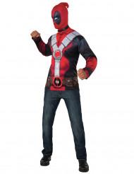 Kostume T-shirt med hætte Deadpool™