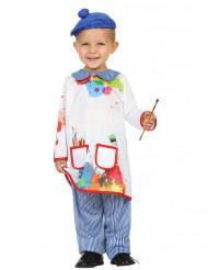 Kostume lille maler til baby
