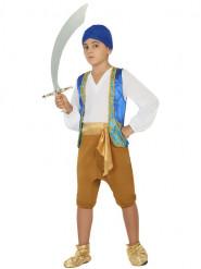 Orientalsk Prins Kostume Barn