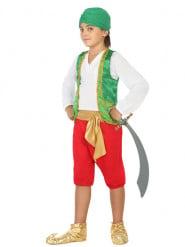 Kostume orientalsk inspireret arabisk prins