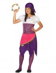 Sigøjner Romersk Kostume Barn