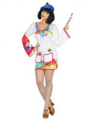 Maler kostume dame