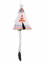 Indianer tipi piñata