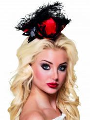 Minihat rød pirat sexet til kvinder