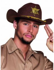 Har sherif brun til voksne