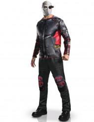 Luksuriøst Deadshot Suicide Squad™ - kostume voksen