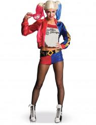 Harley Quinn - Suicide Squad™ luksus kostume voksen