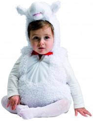 Lammedragt baby