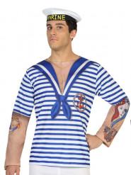 T-shirt sømand herre