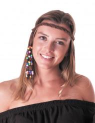 Pandebånd hippie peace til voksne