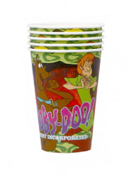 5 glas 200 ml Scooby Doo™