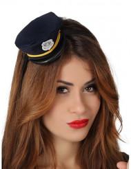 Minikasket politi til kvinder