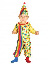 Klovnedragt Kostume Spædbarn