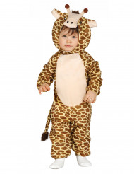 Girafdragt Spædbarn