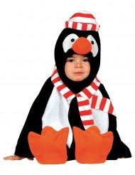 Kostume lille pingvin til baby