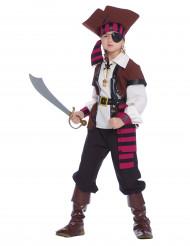 Pirat fra de syv verdenshave-  Piratkostume til børn
