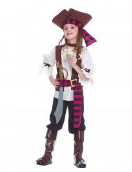 De syv verdenshave piratkostume til børn