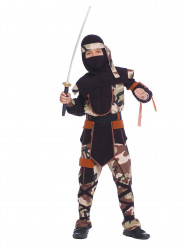 Kostume Kommandoninja Barn