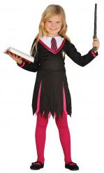 Kostume lærling heks til piger