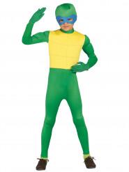 Kostume skildpadde maskeret til drenge
