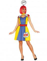 Kostume popart til kvinder