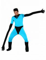 Elastisk superhelt kostume voksen