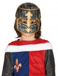 Ridder hjelm til børn