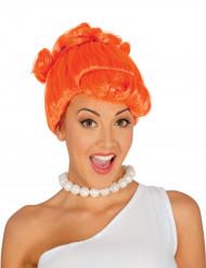 Paryk hulekvinde orange til voksne