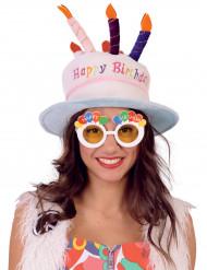 Briller Happy Birthday til voksne