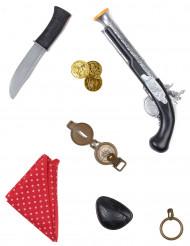 Kit accessories pirat til børn
