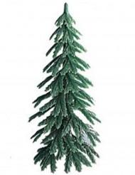 Dekorativ pind juletræ plastik