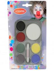 Palet makeup 7 farver