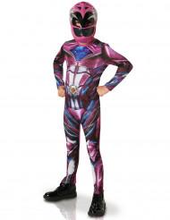 Kostume Power Rangers™ lyserød til børn - Film