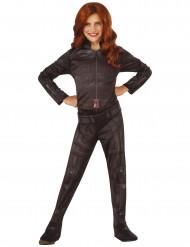 Kostume klassisk den sorte enke til piger - Avengers™
