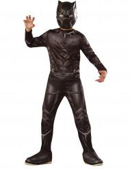 Kostume klassisk Black Panther til børn - Avengers™