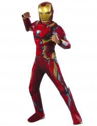 Kostume luksus Iron Man™ Civil War til børn - Avengers™