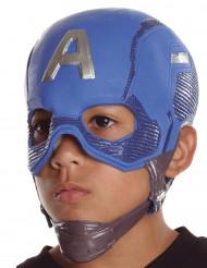 Maske Captain America™ til børn - Avengers™