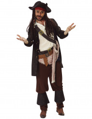 Kostume Jack Sparrow™ Pirates of the Carribean™