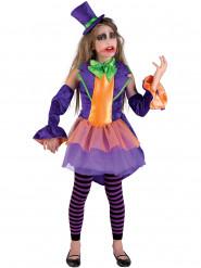 Kostume prinsesse forbrydelse violet til piger