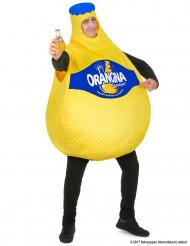 Kostume Orangina™ Flaske