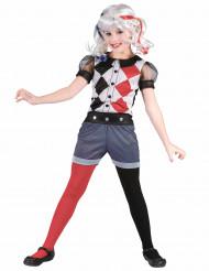Kostume Harlekin heltinde til piger