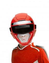 Maske Robot Power rød til børn